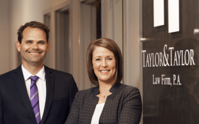"""Taylor & Taylor Law Firm, P.A. Has Been Named a Tier 1 Regional """"Best Law Firm"""" in Two Practice Areas by U.S. News—Best Lawyers® in 2021."""
