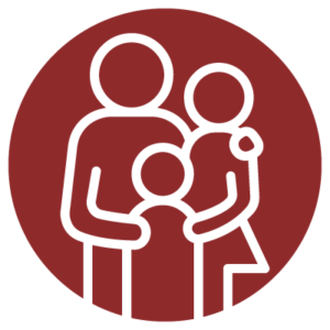 Family and Divorce Icon